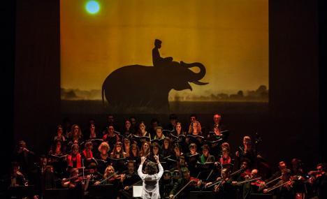 In Bocconi: tre cori in concerto