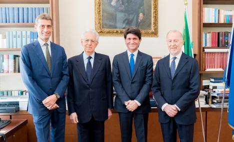 Gianmario Verona e' il nuovo rettore della Bocconi