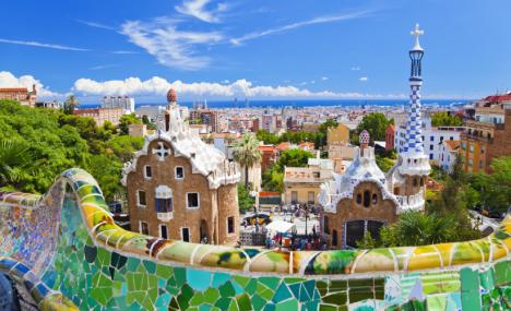 Barcellona? Uno spettacolo da guardare dall'alto