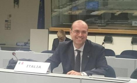 Gianfranco, al lavoro al Ministero della Salute per battere il Covid19