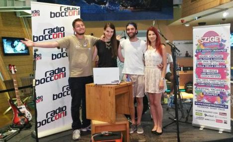 Sziget Festival e padiglione dell'Ungheria: l'estate di Radio Bocconi