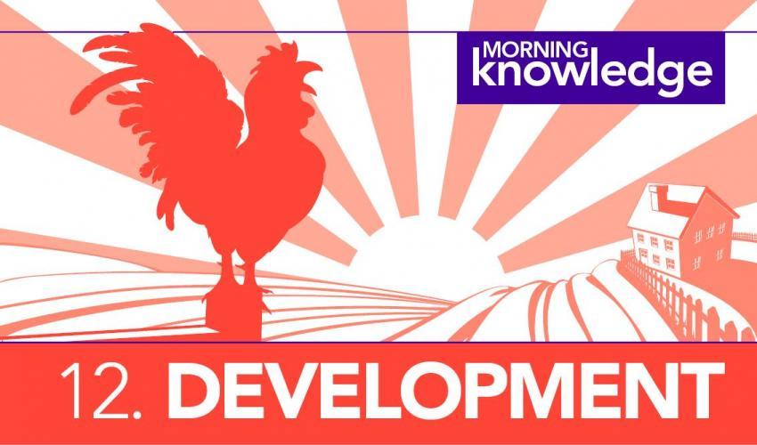 Morning Knowledge /12. Development