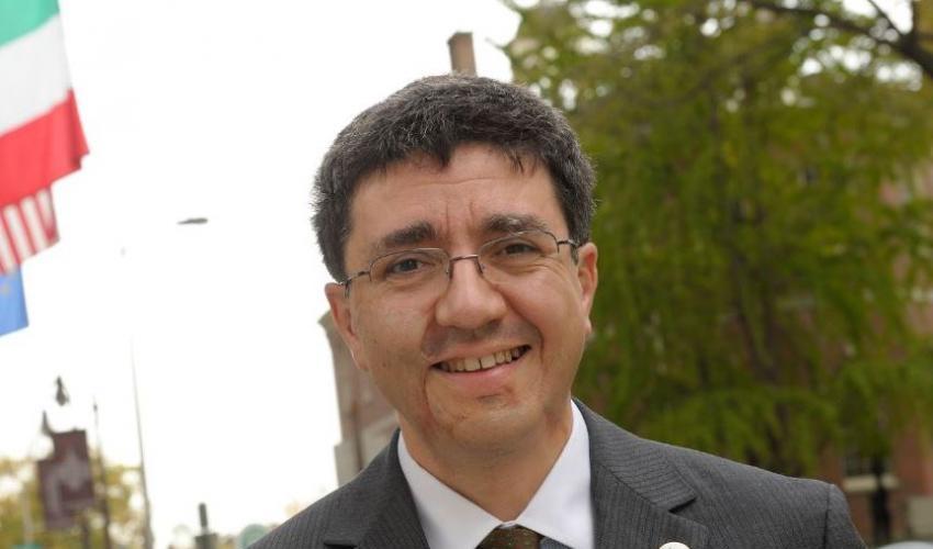 Andrea Canepari, l'ambasciatore che sa ripartire sempre da zero