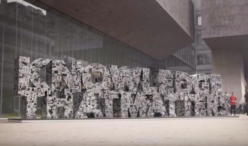 Knowledge that matters, il video: come Petrantoni ha trasformato il motto della Bocconi in opera d'arte
