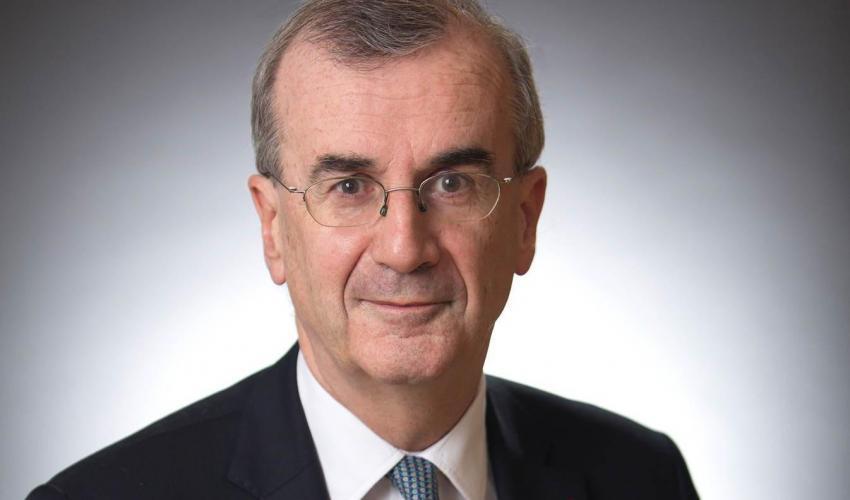 La lezione (online) del Governatore della Banca Centrale francese