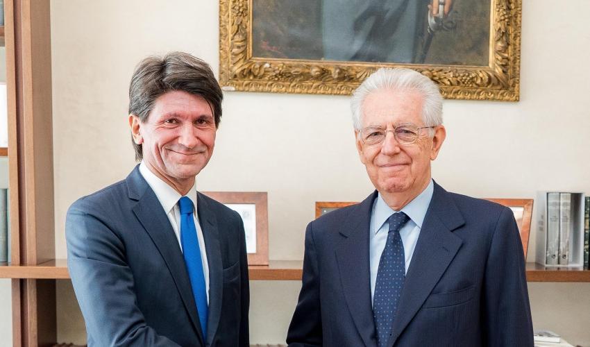 Gianmario Verona riconfermato rettore per il biennio 2020/22