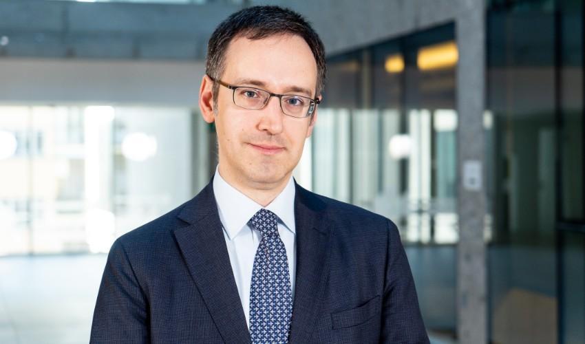 Marcello Gaboardi Wins the Legal Studies Award