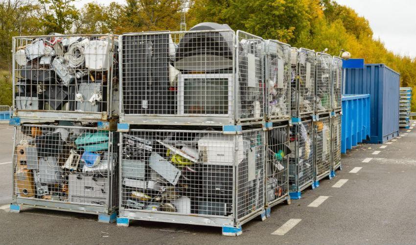 I rifiuti elettronici assicureranno 15.000 posti di lavoro nei prossimi 10 anni