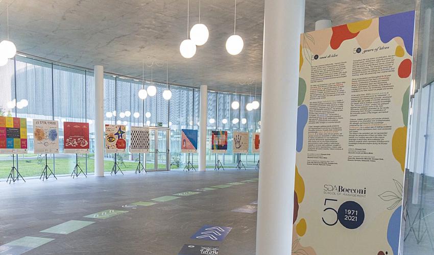 SDA Bocconi, 50 Years of Ideas