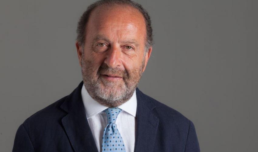 Severino Salvemini presidente del Teatro dell'Arte