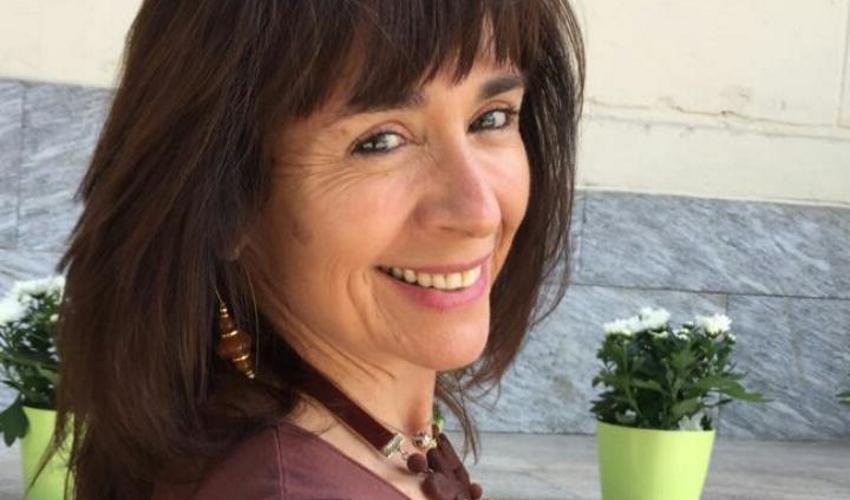 Mariantonietta: quattro volte in staffetta per sostenere gli studenti