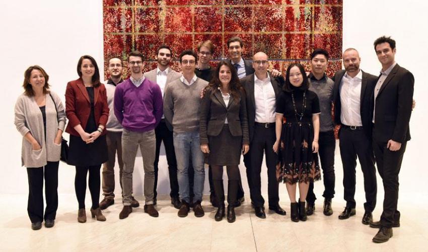 L'innovazione degli studenti Bocconi all'Axa Forum