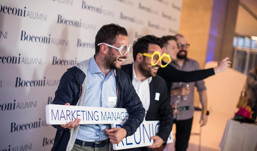 Marketing: tutte le emozioni della reunion